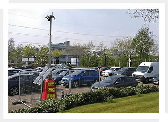 car park cctv