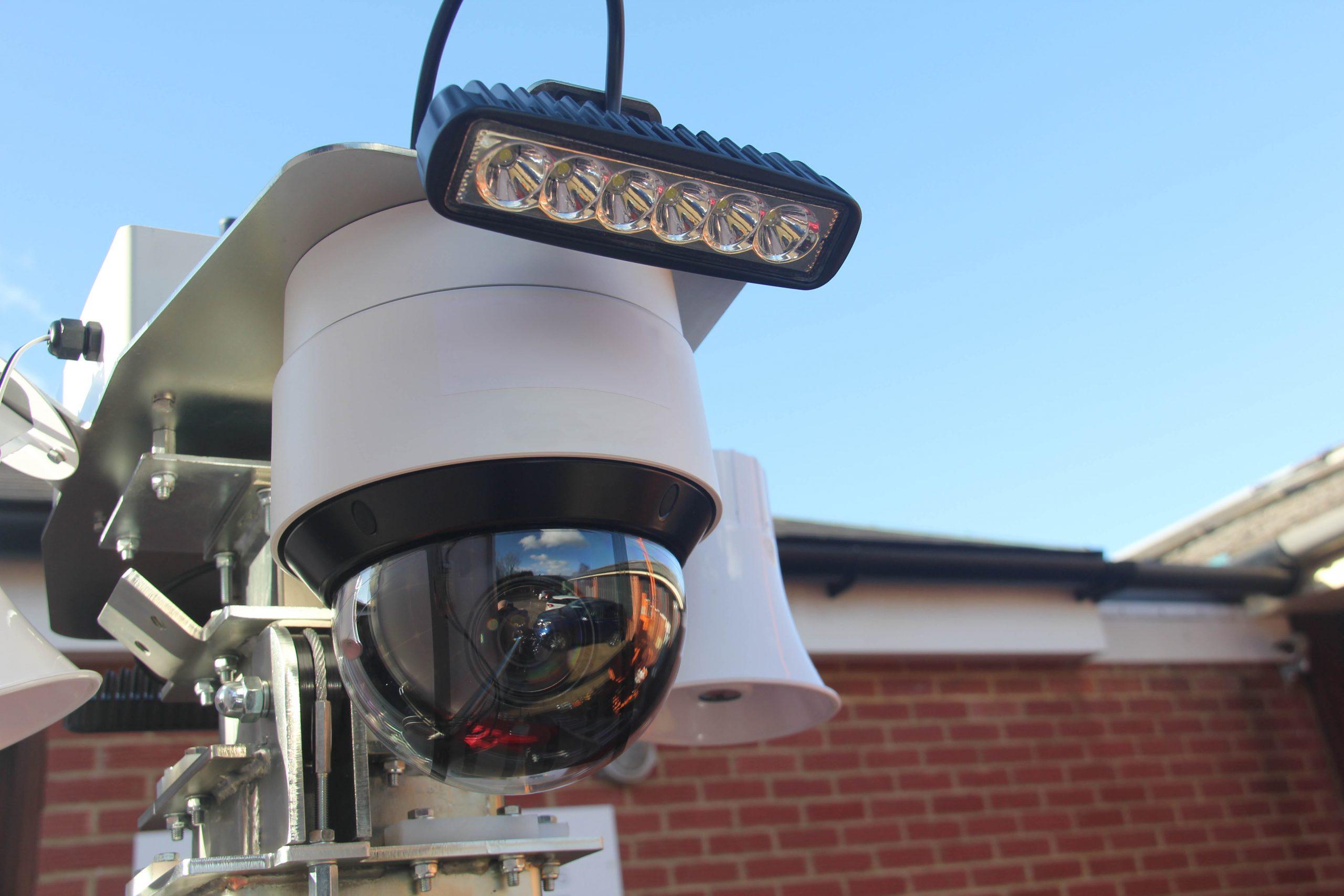 History Of CCTV In UK